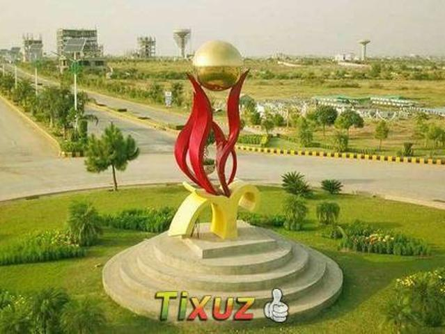 2 Kanal Plot For Sale In A Block Gulberg Residencia Islamabad