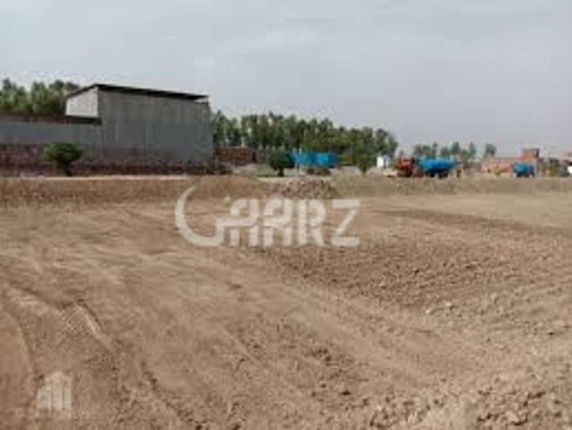 2 Kanal Residential Land For Sale In Lahore Dha Phase 6 Block L