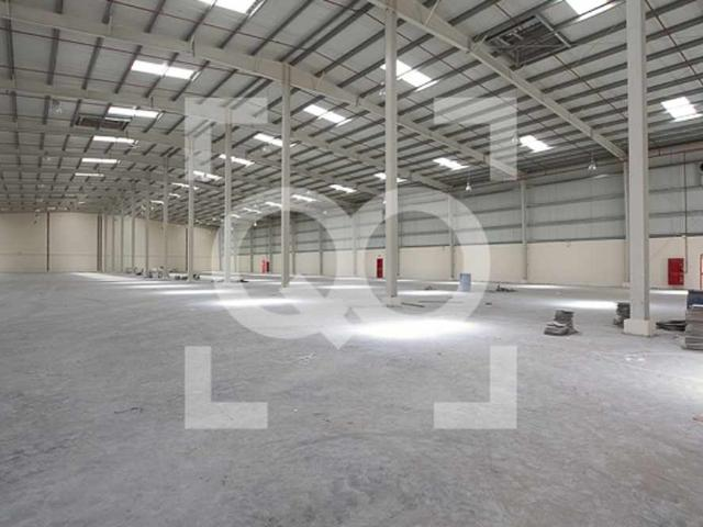 2 Months Free Large Brand New Warehouse For Rent In Uaq