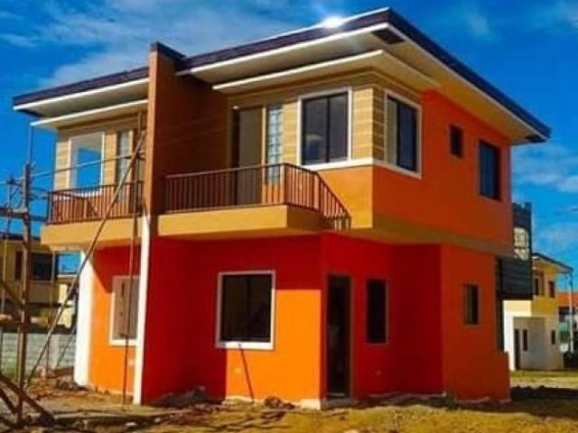 2 Storey Duplex Type House And Lot 5% To 10% Discount