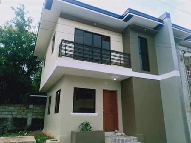 2 Storey Duplex With Terrace Complete Finish Turn Over