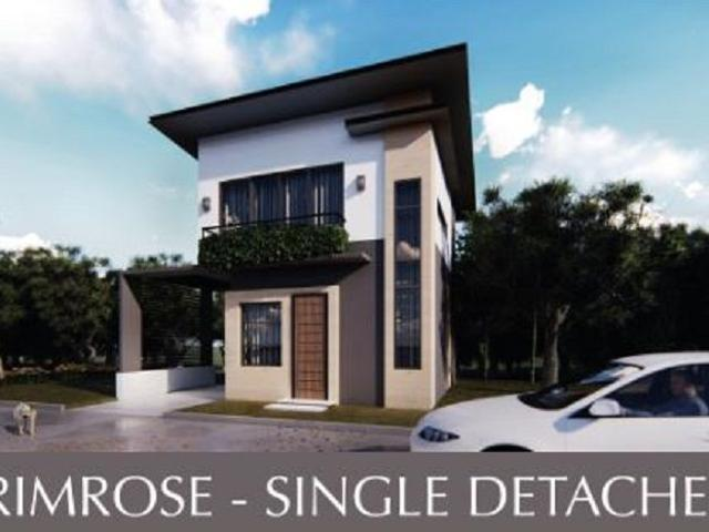 2 Storey Single Detached House For Sale With A 3 Bedroom In Elkwood Homes, Tabunoc Talisay...
