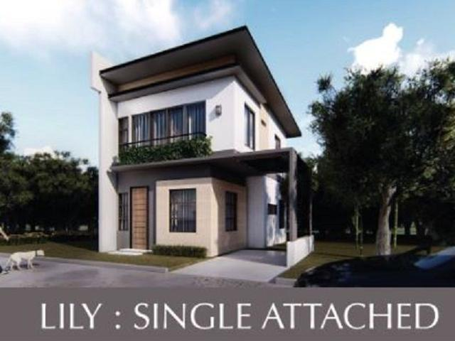 2 Storey Single House For Sale With A 3 Bedroom In Elkwood Homes, Tabunoc Talisay City.