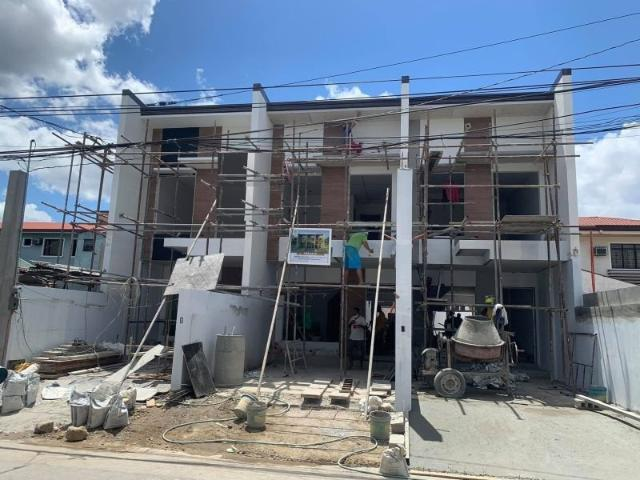 2 Storey Triplex With 3 Bedroom For Sale @ 10% Dp All In!