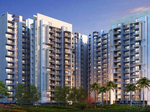 2 Bhk 2 T 1030.00 Sq Ft, Lotus Greens Parkscape