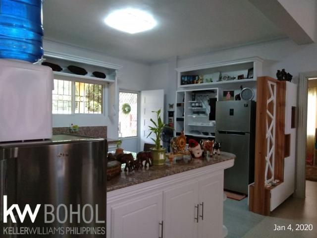2br, 3t&b Fully Furnished House And Lot Along Provincial Road For Sale In Dauis, Panglao I...