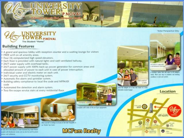 2br Condo Unit For Sale Across Ust & Ubelt