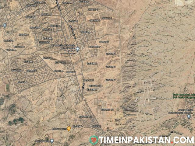 300sq Yards Sector 6d Plot For Sale In Dha City Karachi