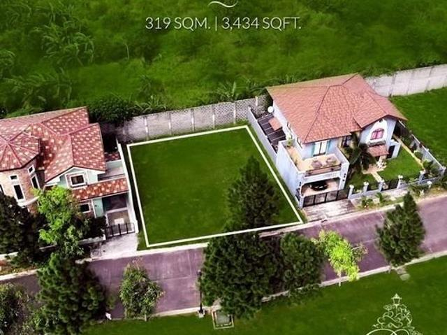 319 Sqm Lot For Sale In Portofino Heights Phase 8