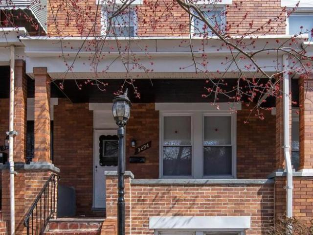 3204 Chesterfield Ave, Baltimore, Md 21213