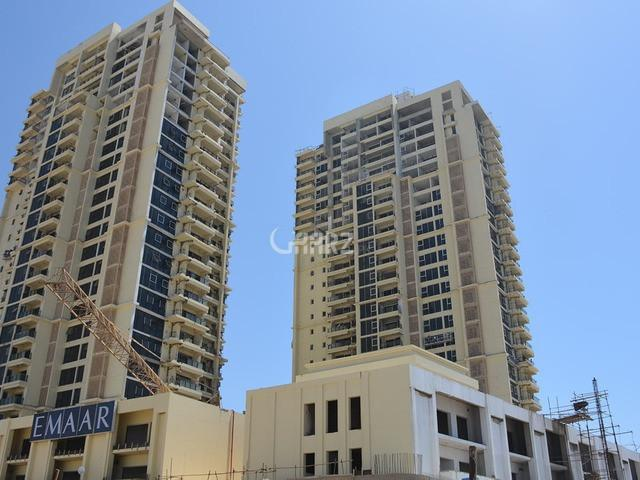 355 Square Feet Apartment For Sale In Karachi Emaar Crescent Bay, Dha Phase 8