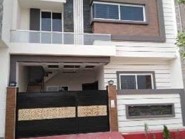 35 Marla House For Sale At Rafigarden Vip Location