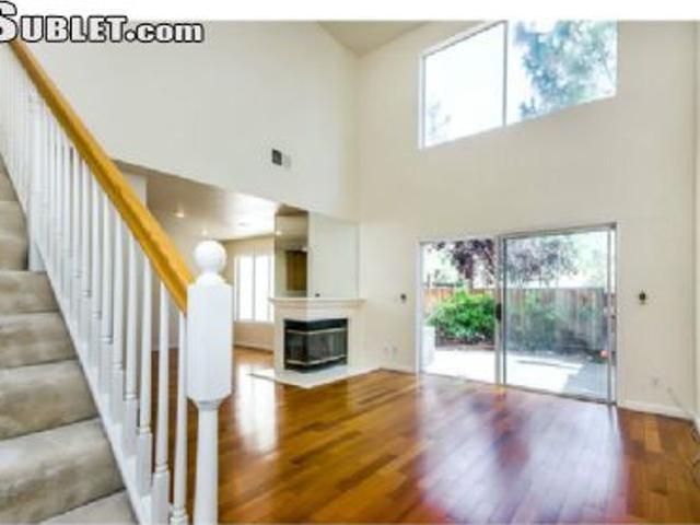 $3750 3 Bedroom Townhouse In Santa Clara County Milpitas