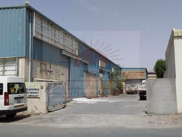 3,600 Sq.fts Warehouse For Rent In Ras Al Khor Industrial Area 2