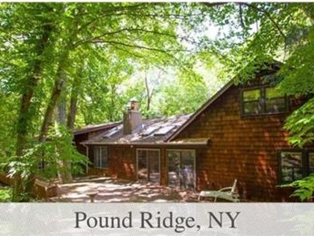 3 Bathrooms 5 Bedrooms Pound Ridge Come And See This One