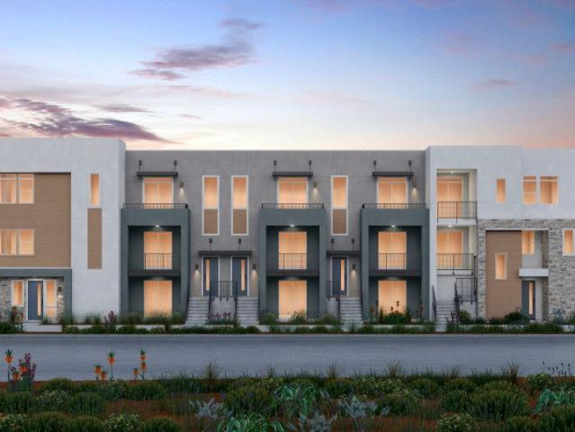 3 Bed, 2 Bath New Home Plan In Alameda, Ca