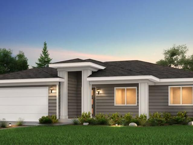 3 Bed, 2 Bath New Home Plan In American Fork, Ut