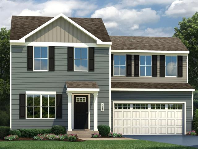 3 Bed, 2 Bath New Home Plan In Amherst, Ny