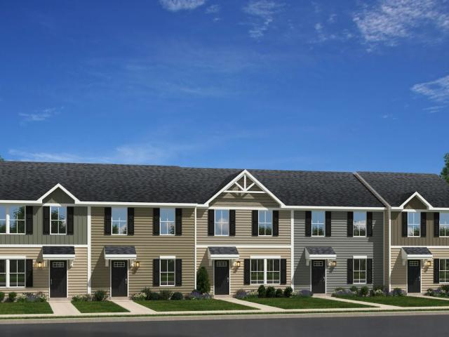 3 Bed, 2 Bath New Home Plan In Anderson, Sc