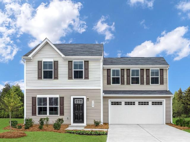3 Bed, 2 Bath New Home Plan In Angier, Nc
