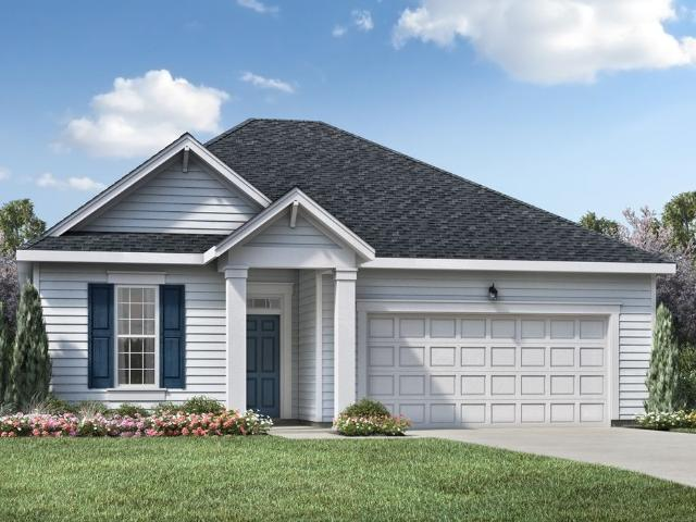 2 Bed, 2 Bath New Home Plan In Apex, Nc