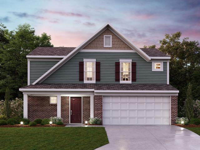 3 Bed, 2 Bath New Home Plan In Arnold, Mo