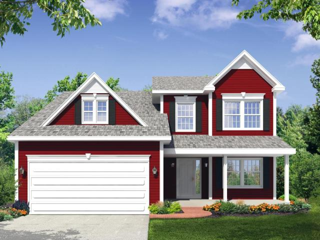 3 Bed, 2 Bath New Home Plan In Ballston Lake, Ny