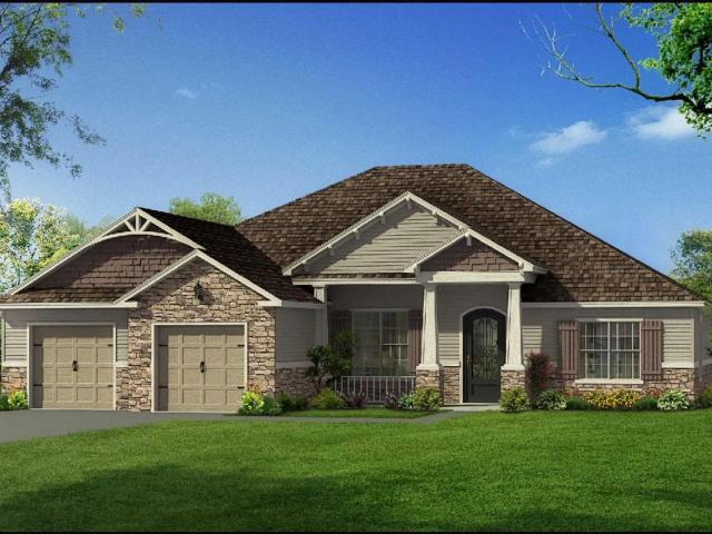 4 Bed, 2 Bath New Home Plan In Biloxi, Ms