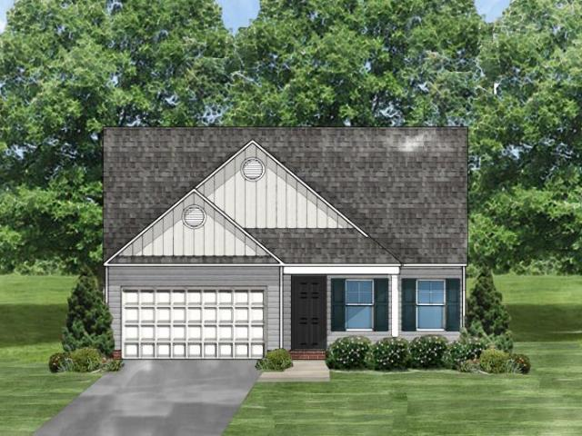 3 Bed, 2 Bath New Home Plan In Blythewood, Sc