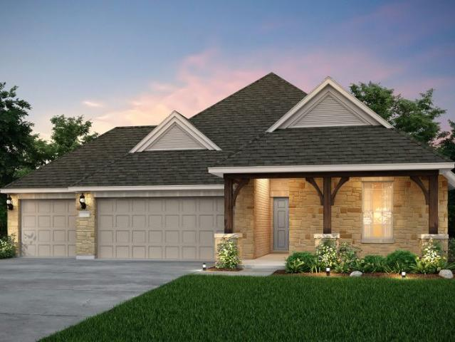 3 Bed, 2 Bath New Home Plan In Boerne, Tx