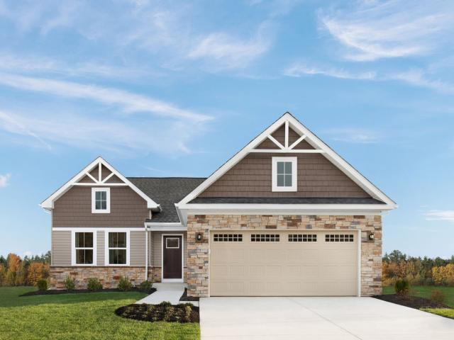 3 Bed, 2 Bath New Home Plan In Boiling Springs, Sc