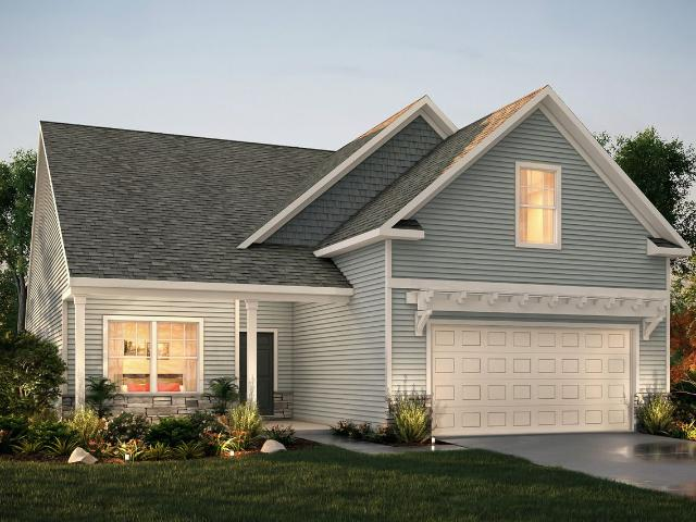 3 Bed, 2 Bath New Home Plan In Bolivia, Nc