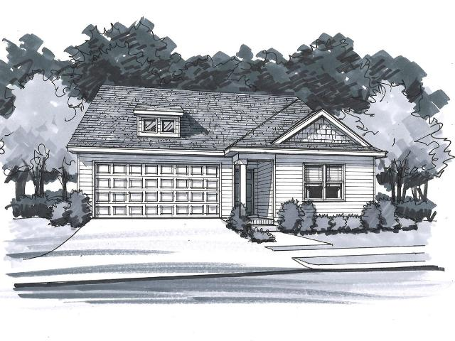 3 Bed, 2 Bath New Home Plan In Bowling Green, Ky