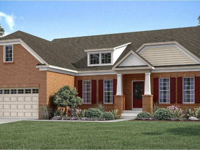 3 Bed, 2 Bath New Home Plan In Brandywine, Md