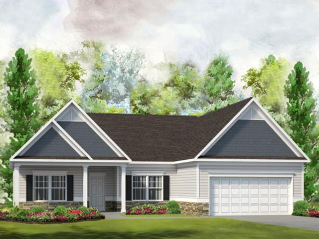 3 Bed, 2 Bath New Home Plan In Broadway, Nc