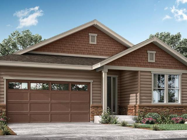 3 Bed, 2 Bath New Home Plan In Broomfield, Co