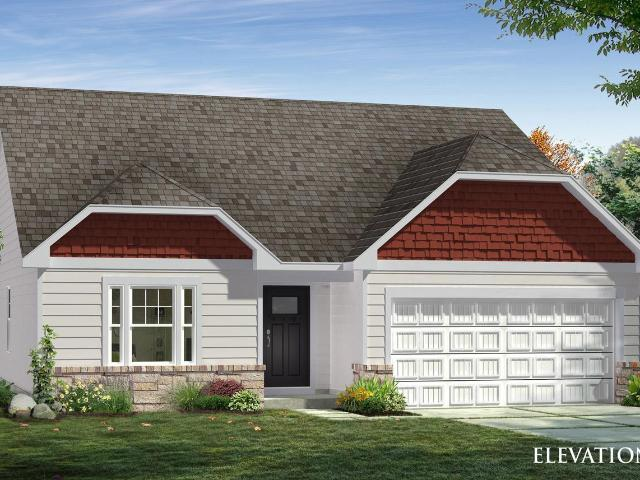 3 Bed, 2 Bath New Home Plan In Bunker Hill, Wv