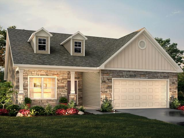 3 Bed, 2 Bath New Home Plan In Calabash, Nc