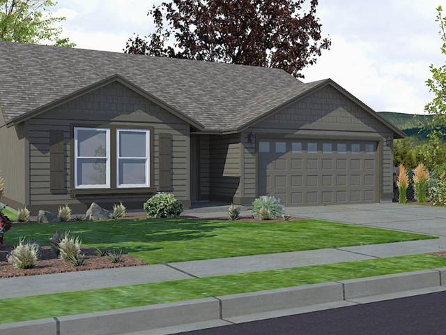 3 Bed, 2 Bath New Home Plan In Caldwell, Id