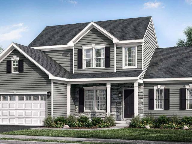 3 Bed, 2 Bath New Home Plan In Carlisle, Pa
