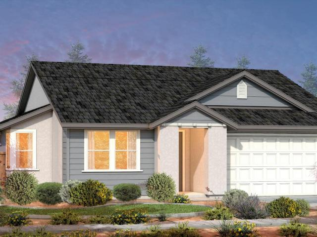 3 Bed, 2 Bath New Home Plan In Carson City, Nv