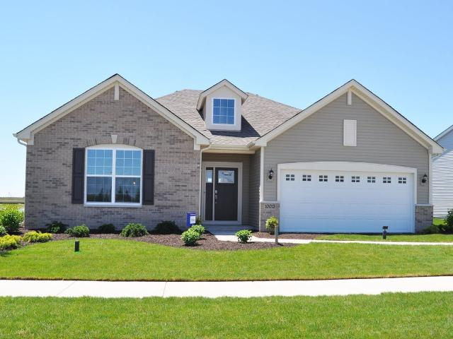 3 Bed, 2 Bath New Home Plan In Cedar Lake, In