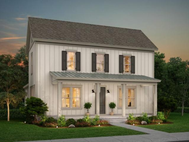 3 Bed, 2 Bath New Home Plan In Charleston, Sc