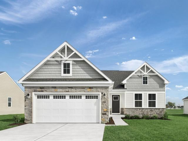 3 Bed, 2 Bath New Home Plan In Charlotte, Nc