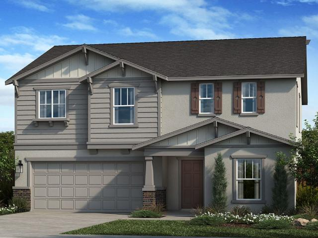 3 Bed, 2 Bath New Home Plan In Citrus Heights, Ca