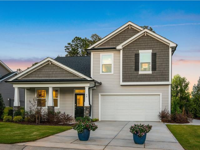 3 Bed, 2 Bath New Home Plan In Clayton, Nc
