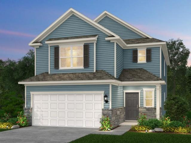 3 Bed, 2 Bath New Home Plan In Columbia, Tn