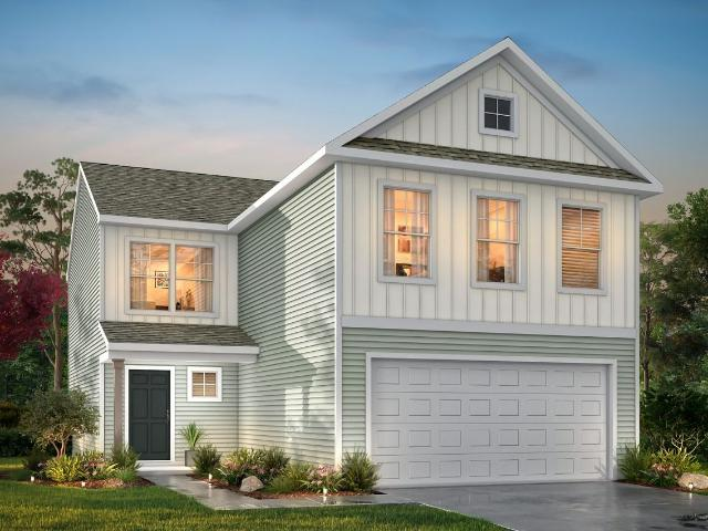 3 Bed, 2 Bath New Home Plan In Concord, Nc