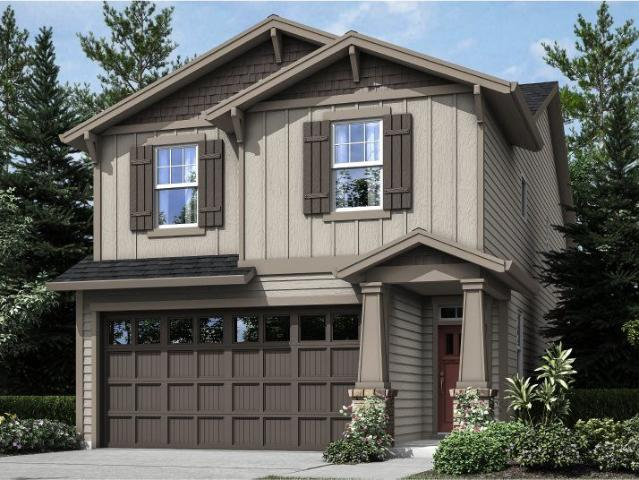 3 Bed, 2 Bath New Home Plan In Cornelius, Or