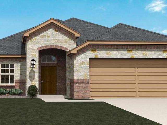 3 Bed, 2 Bath New Home Plan In Crandall, Tx